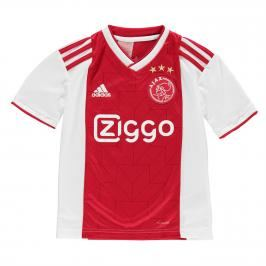 adidas Ajax Home Shirt 2018 2019 Junior