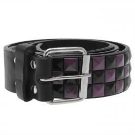 Pulp Pulp 3 Row Stud Belt Mens